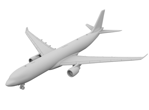 1:500 - A330-300 in Frosted Ultra Detail