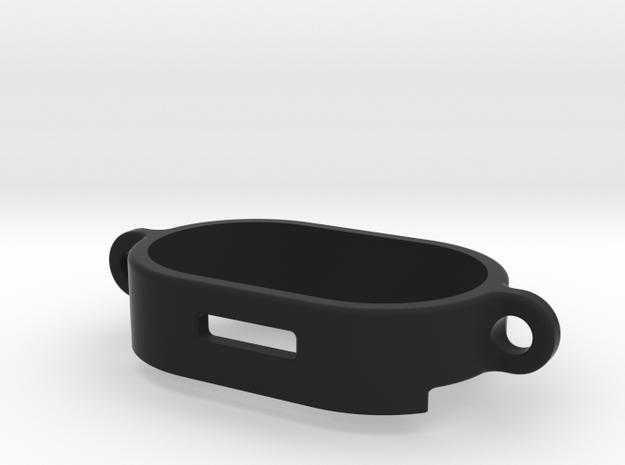 081005-01 KingCab Battery Retainer W/Hook in Black Natural Versatile Plastic