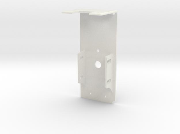 GPSMount2.0 in White Natural Versatile Plastic
