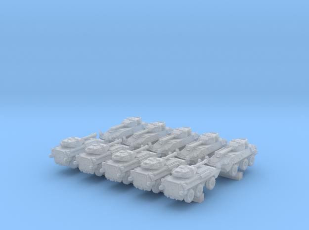 1/600 US LAV-300 Tank Destroyers x10