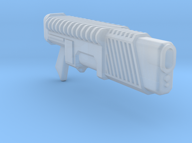 Tyros Pattern Plasma Gun in Frosted Ultra Detail