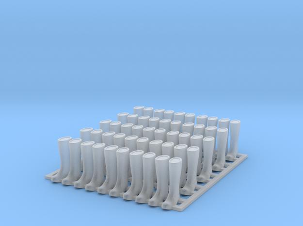 Rubber Boot 01. O Scale (1:43)