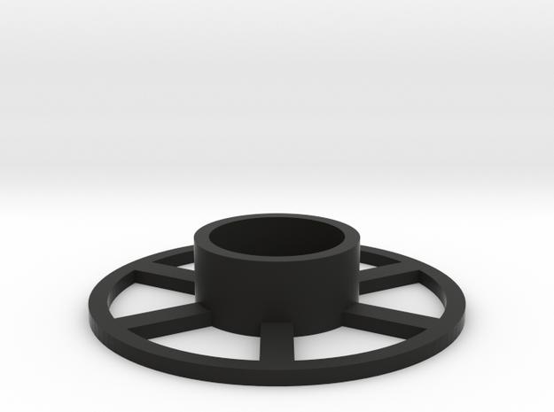 Minolta 16 Processing Tank Reel Top in Black Natural Versatile Plastic
