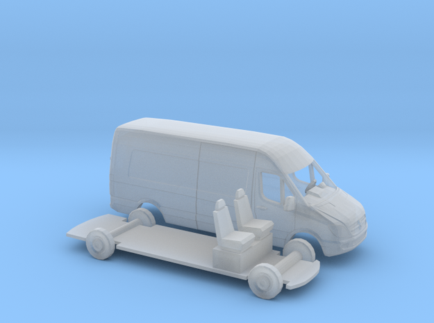 1/160 Dodge Sprinter Kit