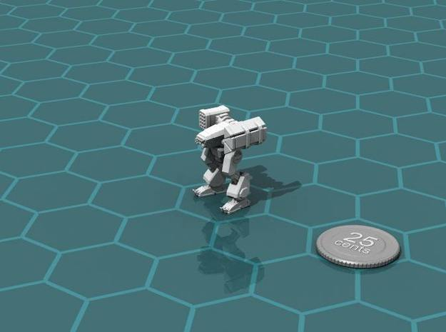 Terran Missile Walker in White Strong & Flexible