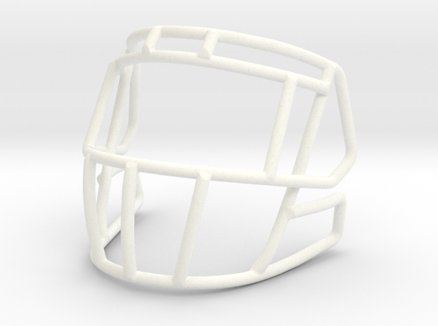 New Ice Cage 3 Mod Fix in White Strong & Flexible Polished