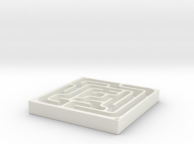 Toolin It Starter Maze in White Strong & Flexible