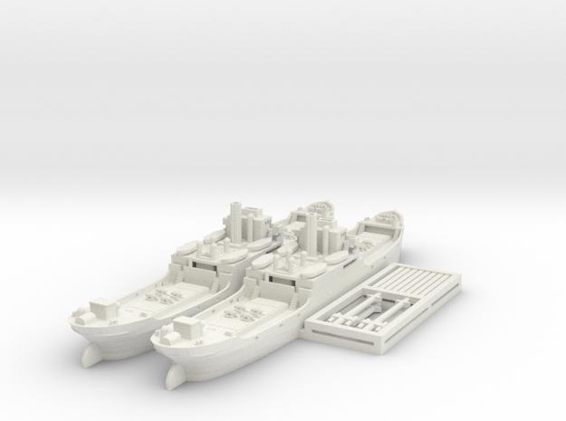 EFC 1020 'Laker' WW1 Freighter 1/600 & 1/700