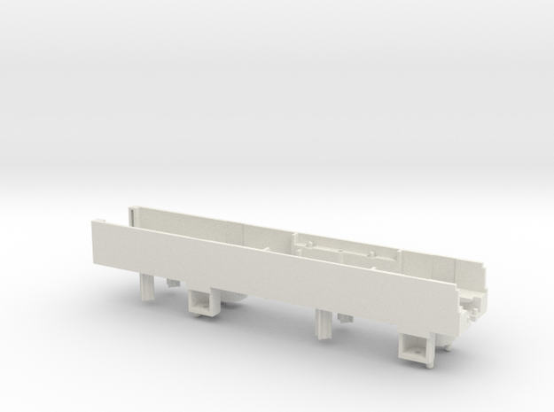Panasonic Q Drive Rails (L&R) in White Natural Versatile Plastic