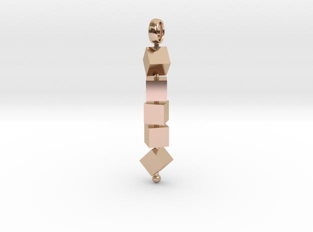 Totem of Cubes (Still)