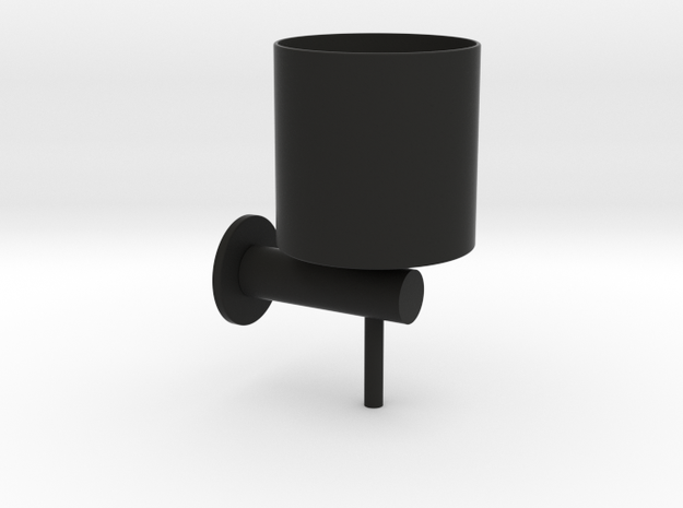 創意壁燈 in Black Strong & Flexible