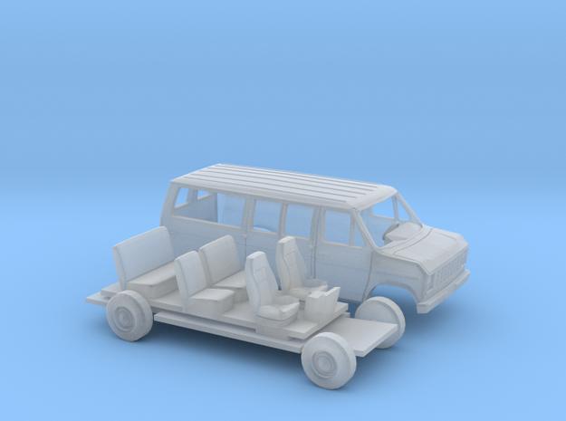 1/160 1975-91 Ford E-Series Van Kit