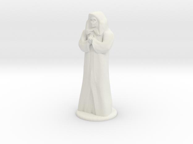 Anubus 35 mm new in White Natural Versatile Plastic