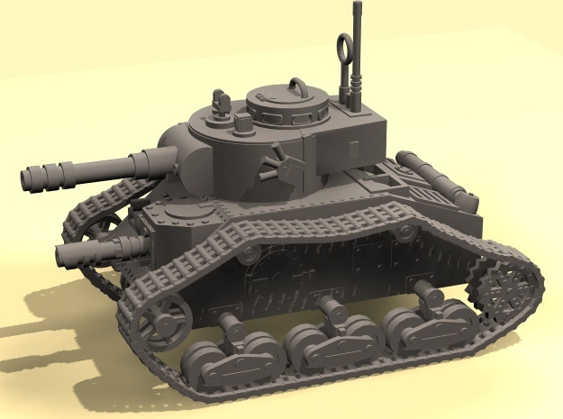 15mm Space Empire Tank