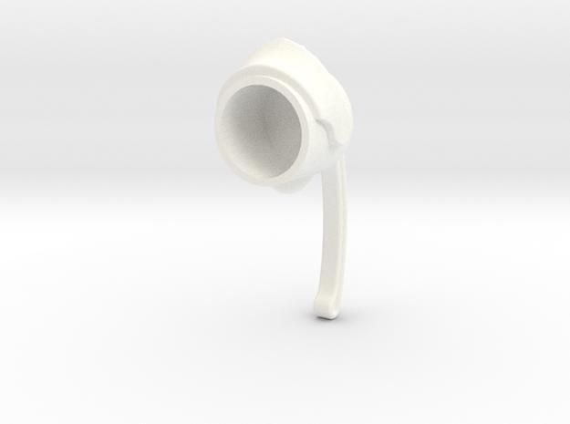 Para in White Processed Versatile Plastic