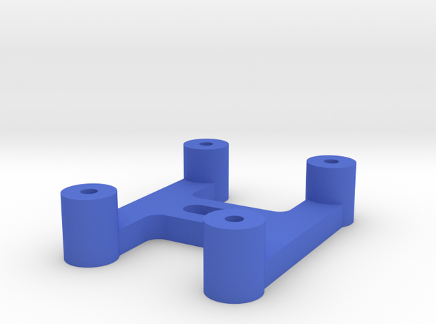 Mini PSI only Mount in Blue Processed Versatile Plastic