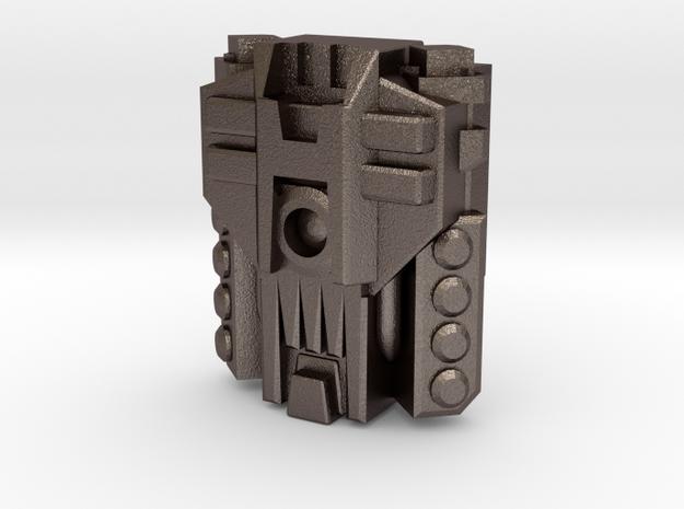 Mega Powermaster Engine, Metal (Titans Return) in Stainless Steel