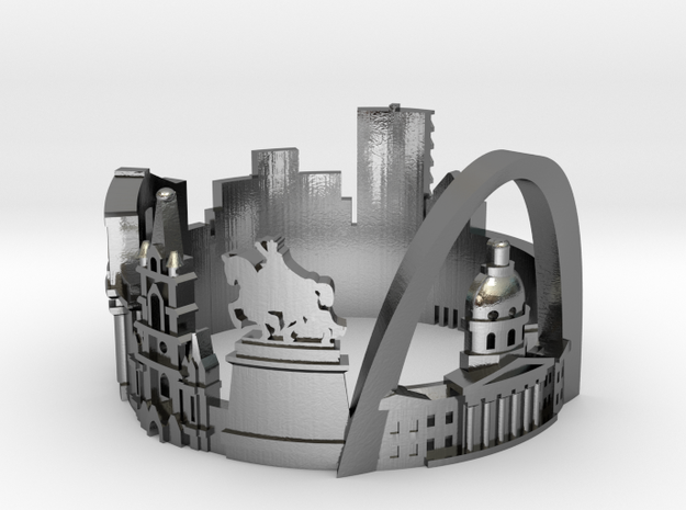St.Louis Skyline - Cityscape Ring