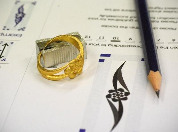 Draw your own ring