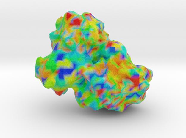 γS Crystallin in Full Color Sandstone