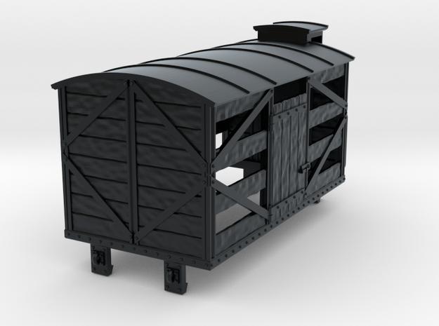 HOe-wagon05 - Openwork wagon crate