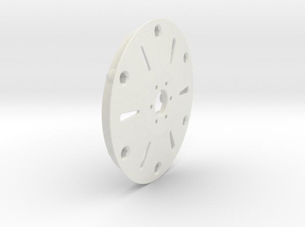 Jabber Disc 2015 in White Natural Versatile Plastic