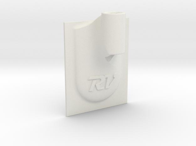 Oculus Sensor Mount Sticky in White Strong & Flexible