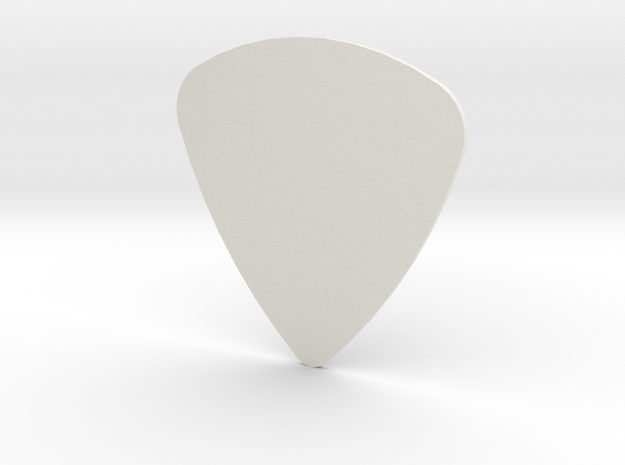 Pick 0.7mm in White Strong & Flexible