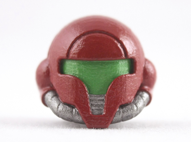 Prime Helmet in Smoothest Fine Detail Plastic