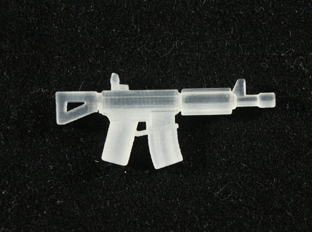 M&P15 in Smoothest Fine Detail Plastic