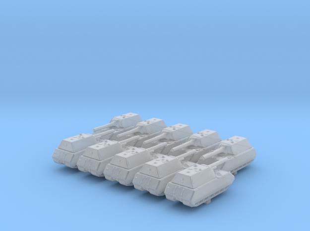 1/600 German Pz. Kpfw. VIII Maus Heavy Tank x10