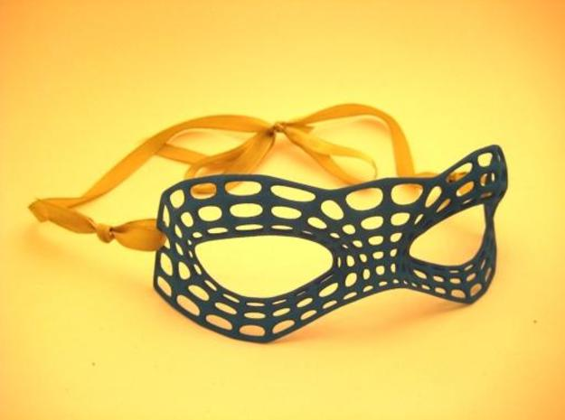 Mesh Mask 3d printed Nice pic of mask.