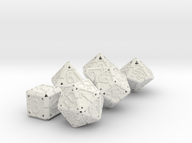 Vertex Dice RPG Set and Singles