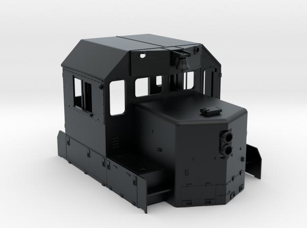 """CP SD40-2 81"""" Nose As-Built Cab 1/87.1"""