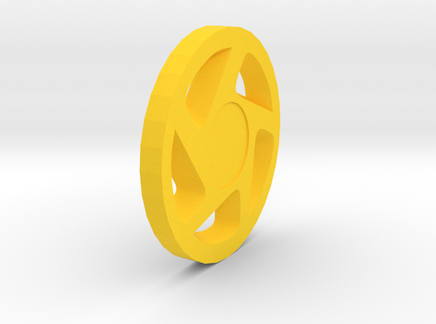 Explorer Rim in Yellow Strong & Flexible Polished