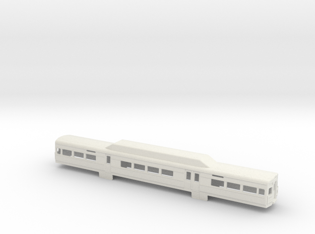 Silverliner V - 0 Scale