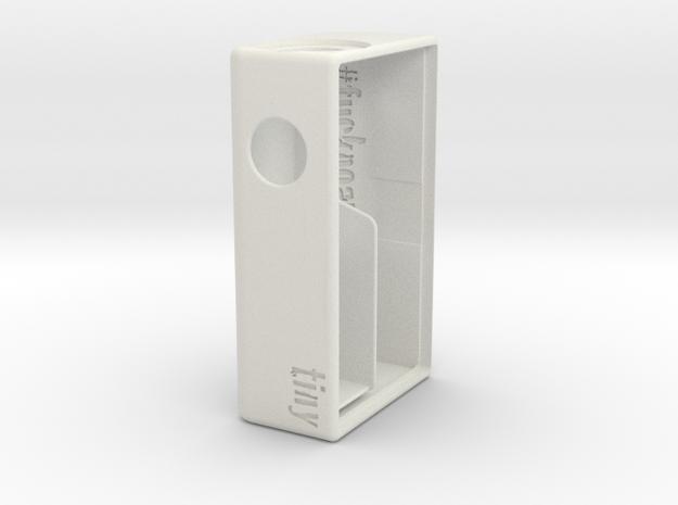 TLF# - Shabby Bunny Body - 18650 in White Natural Versatile Plastic