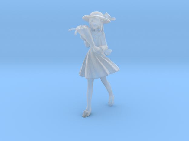 1/100 Macross 7 Flower Girl in Smooth Fine Detail Plastic