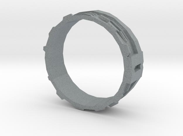 STEAMPUNK BRACELET in Polished Metallic Plastic