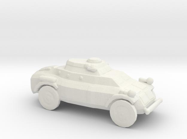 ARMOURCAROBJ3 in White Strong & Flexible