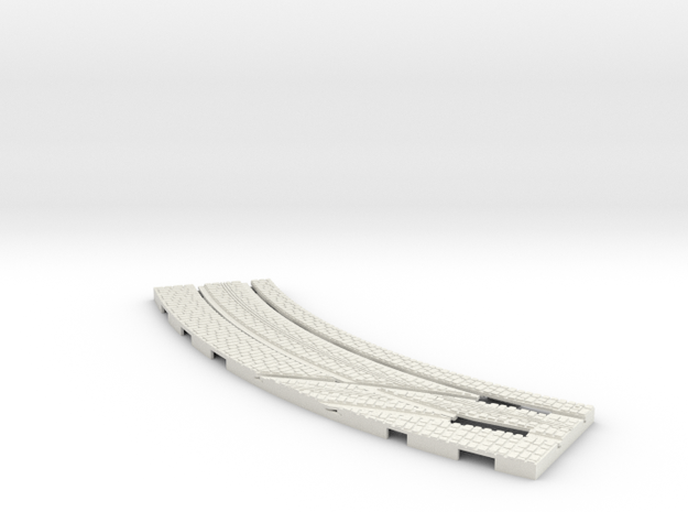 P-165stw-y-junction-250r-204r-part1-plus-1a in White Natural Versatile Plastic