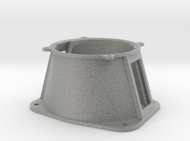 "1.6"" scale SW Pyle Headlight Housing in Metallic Plastic"