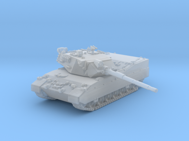 1/144 Italian OF-40 Main Battle Tank in Smooth Fine Detail Plastic