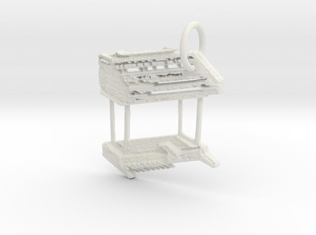 Wersi Helios W2T Organ in White Strong & Flexible