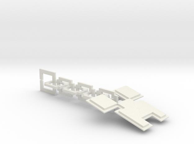 Creeper Key Chain