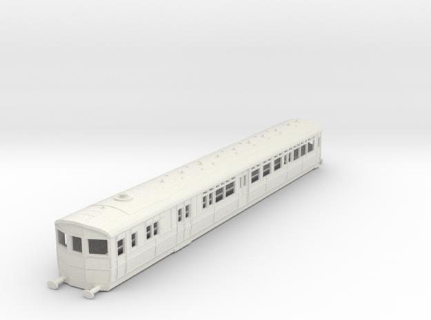 O-87-gwr-diag-o-r-steam-railmotor1 in White Natural Versatile Plastic