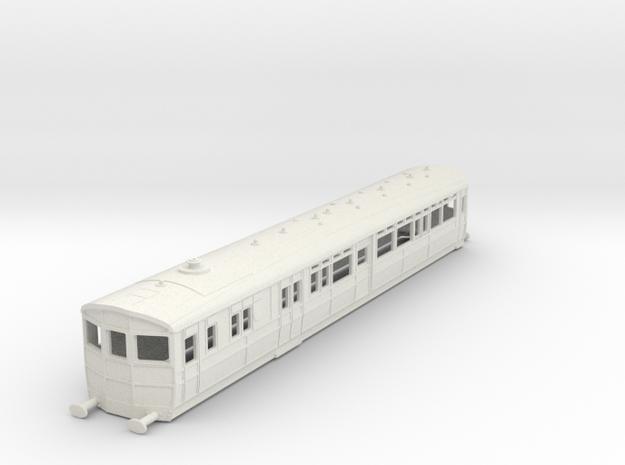 O-100-gwr-diag-q1-r-steam-railmotor1 in White Natural Versatile Plastic