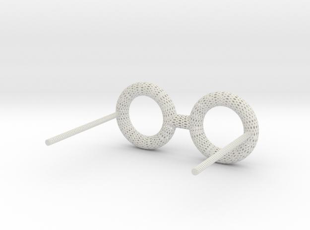 Eyewear 1 Honeycomb Wire