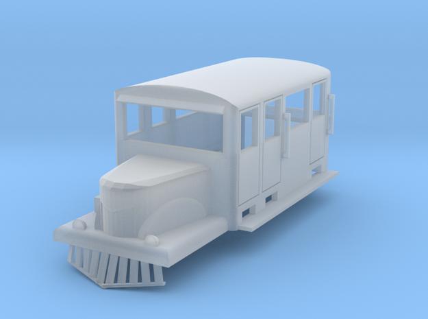 Western Maryland T200 auto-railer jitney, HO scale