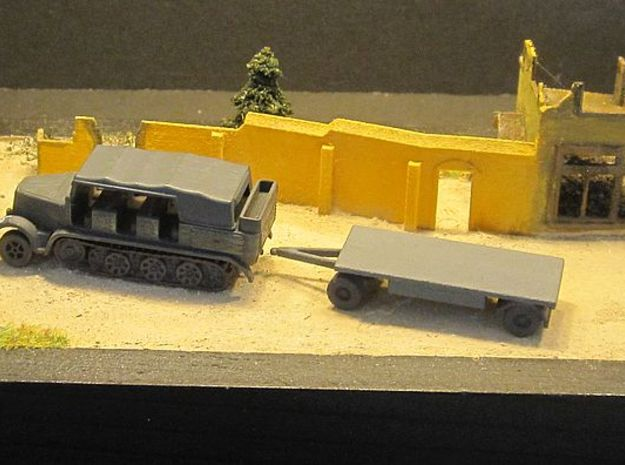 1/144 PF 10 trailer for engineering units